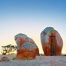 Murphys Haystacks, Eyre Peninsula, South Australia by Michael Boniwell