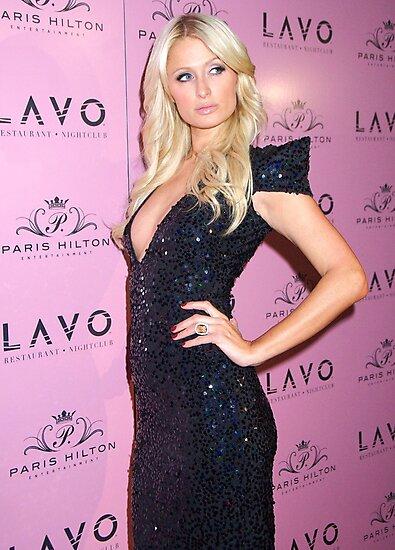 Paris Hilton by xoxovisuals