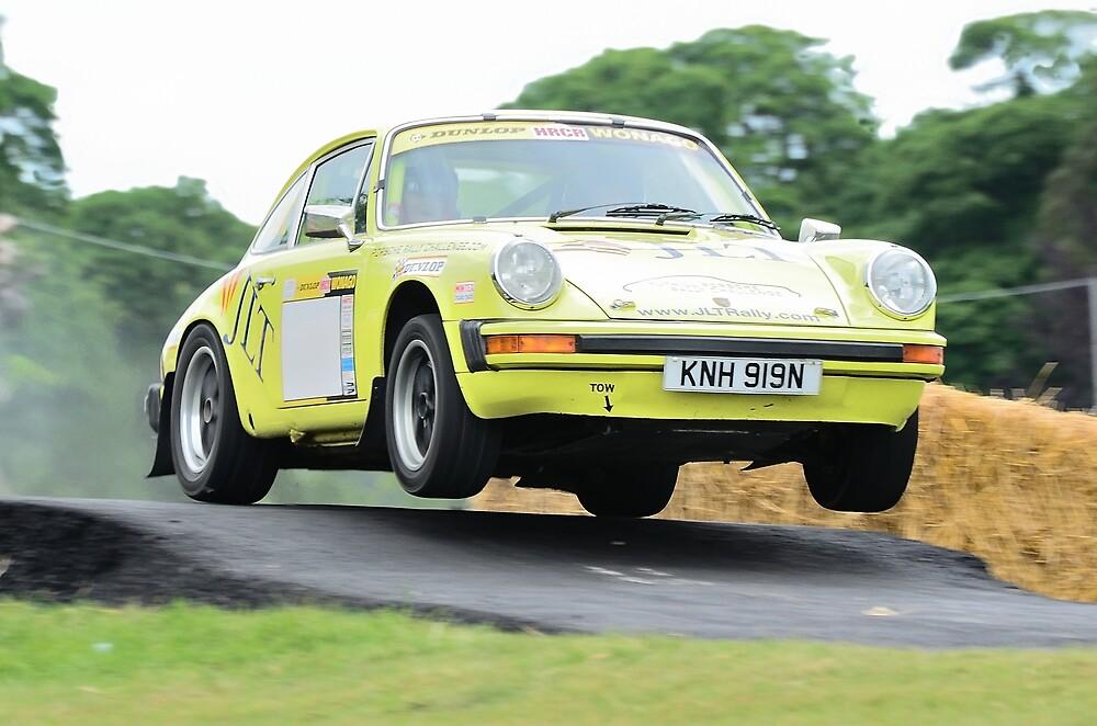 Rally Porsche 911 by Willie Jackson