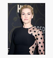 Kate Winslet Photographic Print