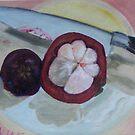 Mangosteen by Helen Imogen Field