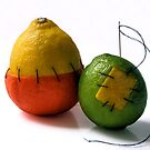 strange fruit.. by Michelle McMahon
