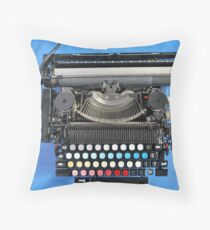 Color Theory. Throw Pillow