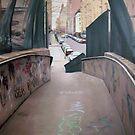 78th Street Bridge, New York Mannhattan by Helen Imogen Field