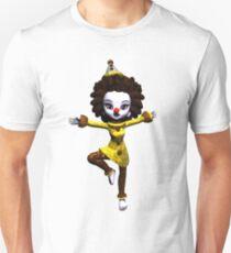 Dancing Clown Unisex T-Shirt