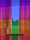Curtains by Nigel Silcock