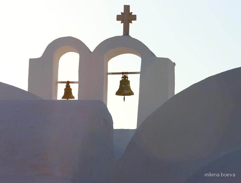 cross by milena boeva
