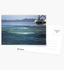 Naruto Whirlpool Postcards