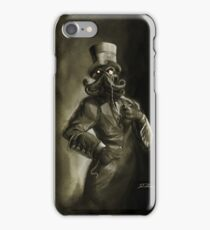 Dapper Cthulhu iPhone Case/Skin