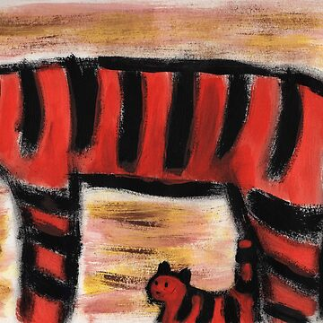Tiger Mama by asinglenote