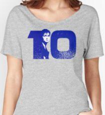 10 Women's Relaxed Fit T-Shirt