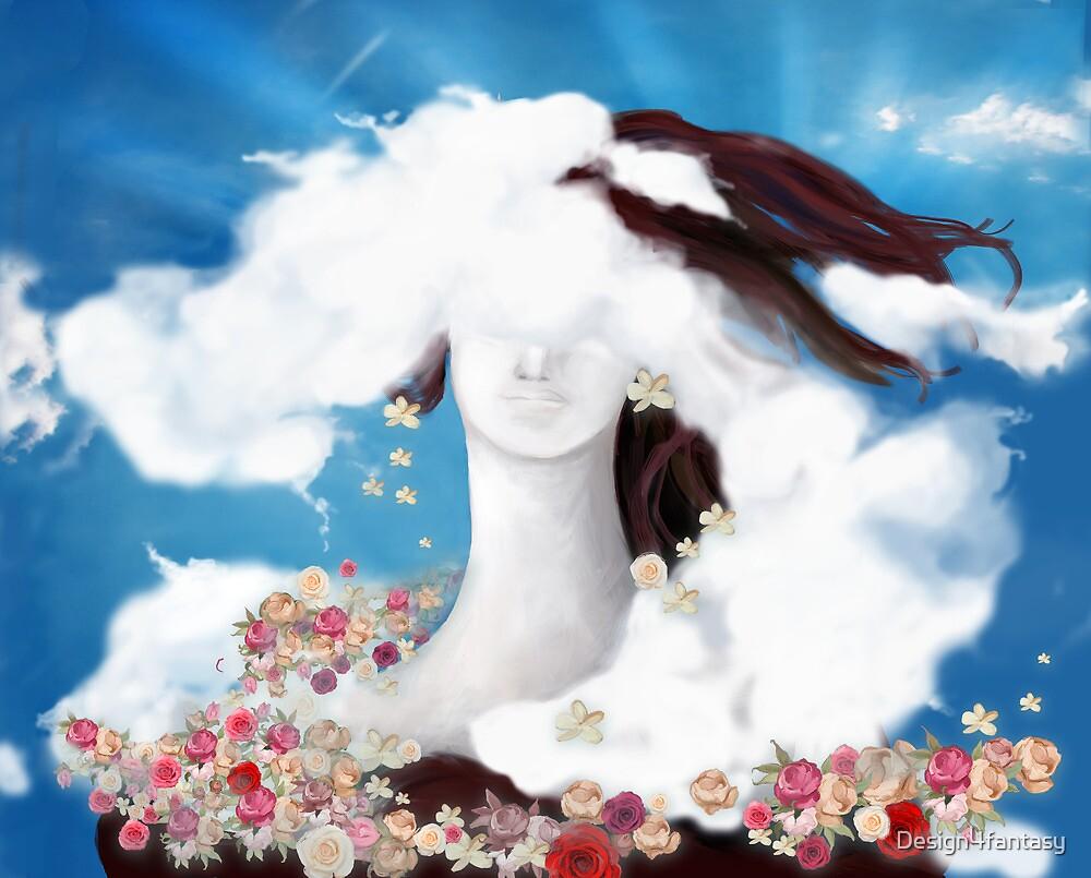 cloud-woman by Design4fantasy