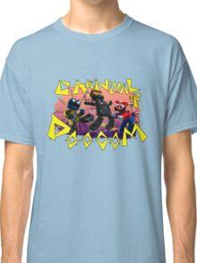 Carnival of Doooom w/Text Classic T-Shirt