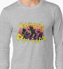 Carnival of Doooom w/Text Long Sleeve T-Shirt