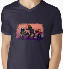 Carnival of Doooom Men's V-Neck T-Shirt