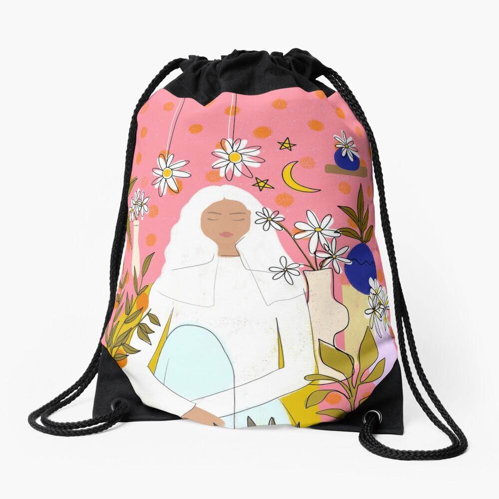 CALM Drawstring Bag