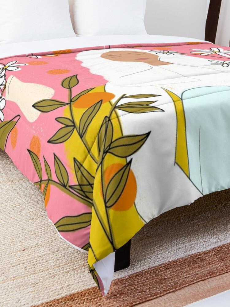 Alternate view of CALM Comforter
