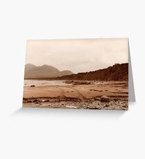 clew bay Greeting Card