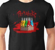 bloody perkoholic Unisex T-Shirt