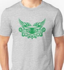 Zodiac Sign Cancer Green Unisex T-Shirt
