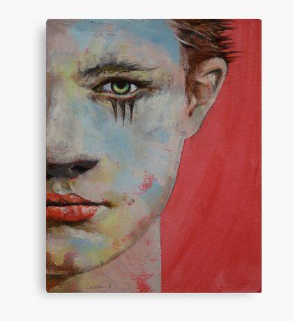 Young Mercury Canvas Print