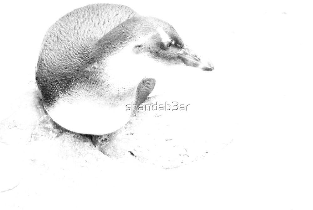 Penguin by shandab3ar