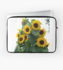 The Buzzing of Sunflowers Laptop Sleeve