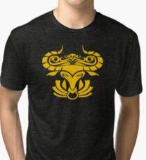 Zodiac Sign Taurus Gold Tri-blend T-Shirt