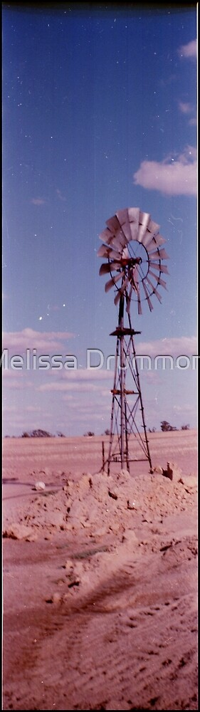 Tilting at Windmills by Melissa Drummond