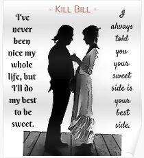 Kill Bill - Wedding Scene Poster