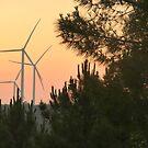 Wind Power by Meladana