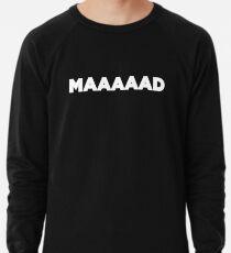 MAAAAD-T-Shirt Leichter Pullover