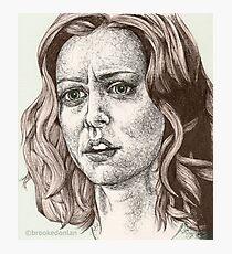 Tabula Rasa - Willow - Buffy S6E8 Photographic Print