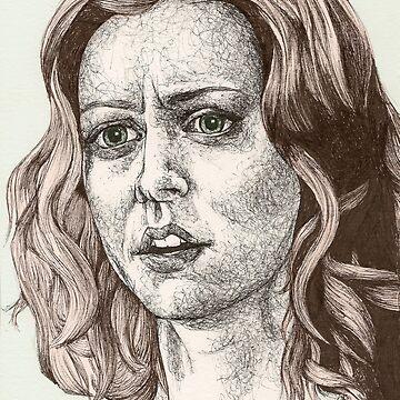 Tabula Rasa - Willow - Buffy S6E8 by brookedonlanart