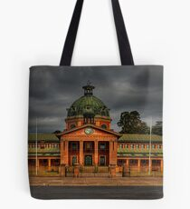 Colonial Elegance (45 Exposure HDR Panorama) - Bathurst Court House c1880, Bathurst, NSW Australia - The HDR Experience Tote Bag