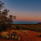 Uluru 2 by Andrew Wilson