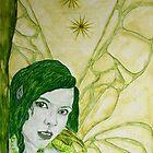 Woodland Fairy by TriciaDanby