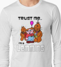 Party like a Lemming Long Sleeve T-Shirt