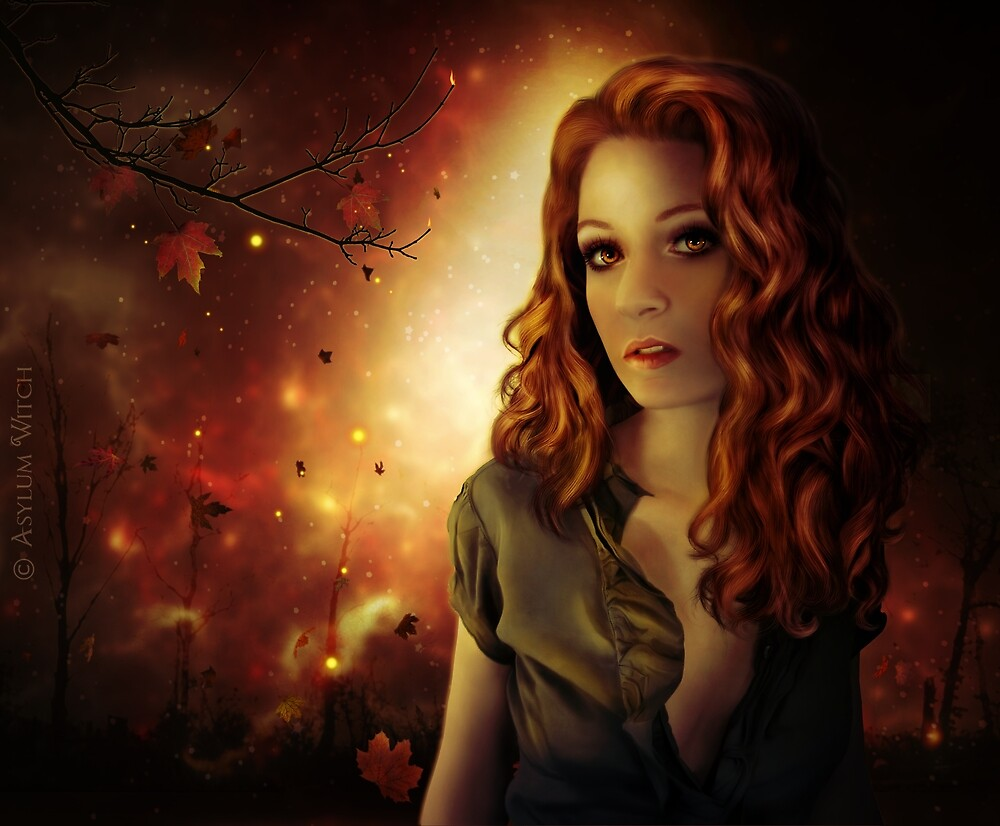 Phoenix by AsylumWitch