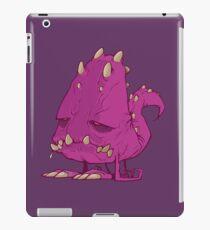 Monster-vector iPad Case/Skin