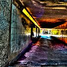 The Subway by Richard Jackson