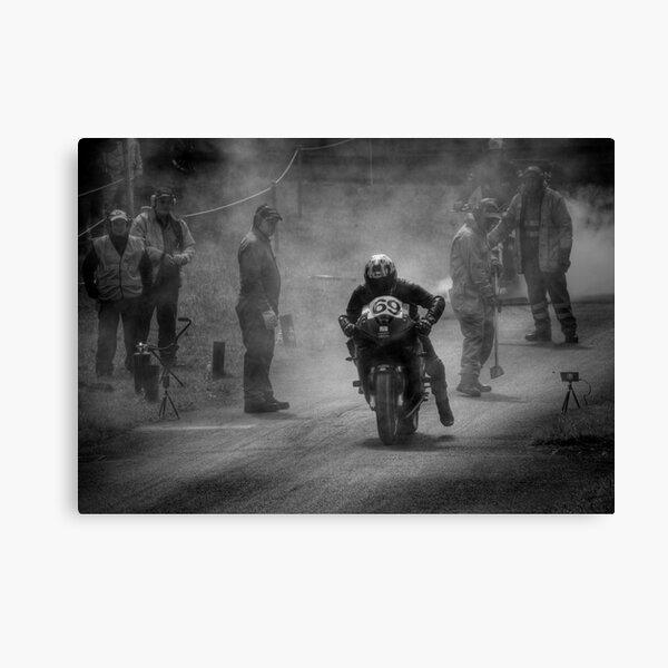 Bike 69 Canvas Print