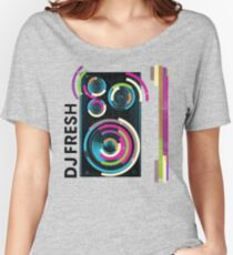 DJ Fresh Women's Relaxed Fit T-Shirt