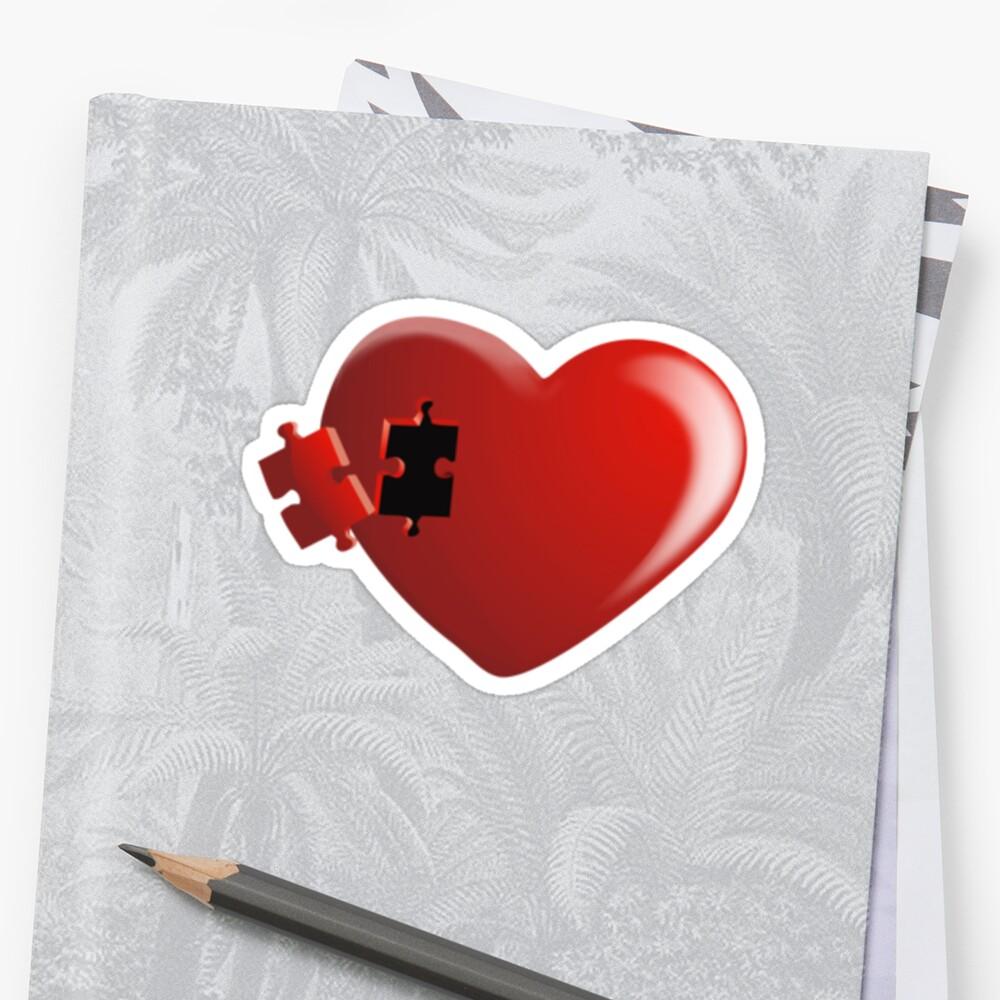Heart Piece by elangkarosingo