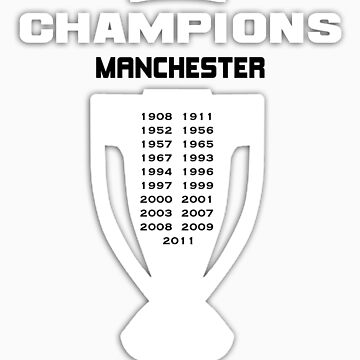 19x Champions by TheReserveSquad