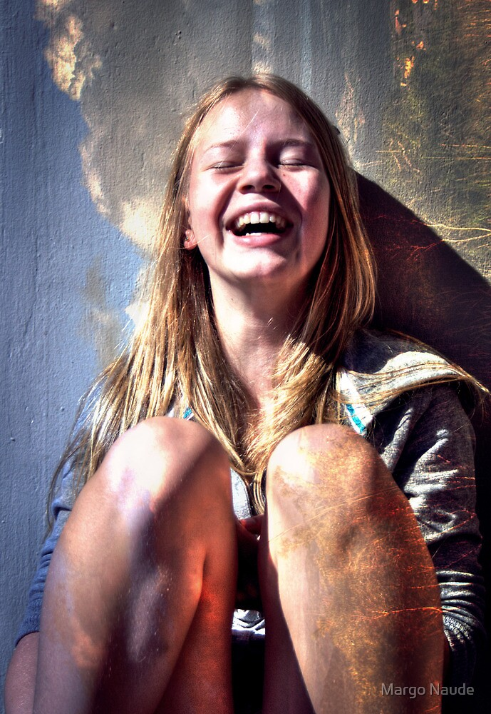 A Girl With Her Head in the Clouds by Margo Naude