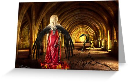 Dark Angel by Svetlana Sewell