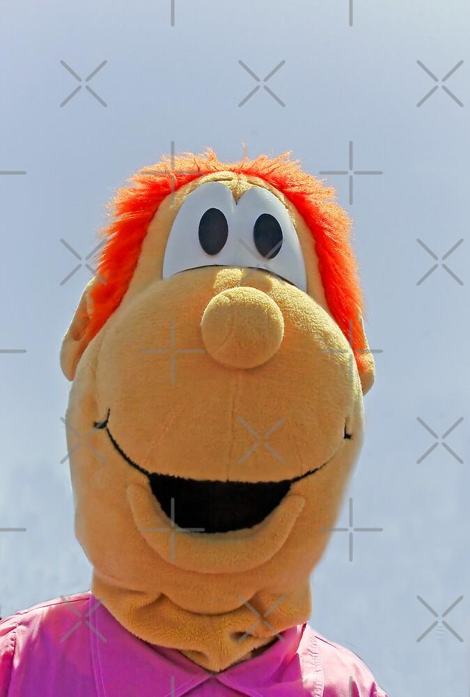 Mascot by Heather Friedman