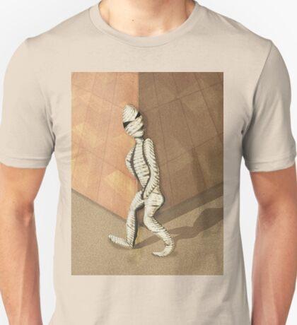 Mummy escaping T-Shirt