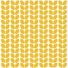 leaves - yellow by beverlylefevre